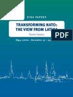 Transforming NATO