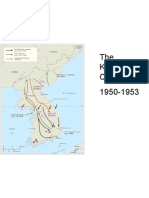 korean invasion map