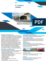 International Seminar on Roads, Bridges and Tunnels (ISRBT2018), 9-15 November 2018, Thessaloniki, Greece