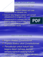 Ilmu Hukum Tata Negara