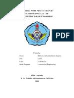 Debora Industial Work Practice Report