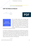 1.1.2.SAP SD Material Master - Free SAP SD Training