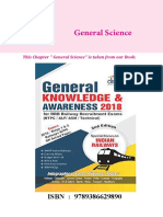 Disha Publication Concept Notes General Science