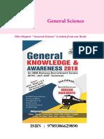 Disha Publication Concept Notes General Science