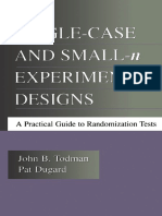 John B. Todman, Pat Dugard - Single-case and Small-n Experimental Designs_ A Practical Guide To Randomization Tests (2001).pdf