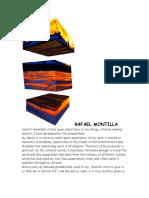 RAFAEL MONTILLA Geometric Abstraction