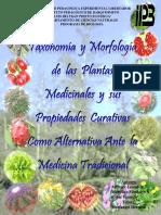 Revista Ilustrada Plantas Medicinales. Parte I