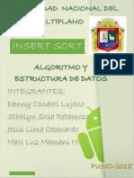 INSERT SORT.docx