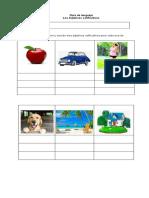 Guía de lenguaje Adjetivos calificativos