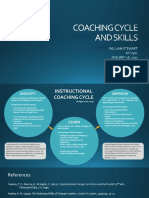 AET/560 Coaching Cycle and Skills Assignment
