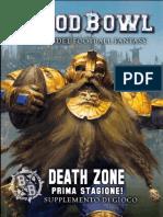 Blood Bowl - Death Zone Sprima Stagione (Supplemento)