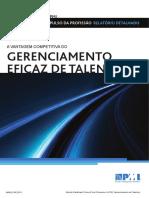 [2013] PMI - A Vantagem Competitiva Do Gerenciamento de Talentos-1