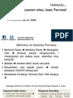 7. Pembagian Jasa Farmasi RS