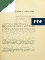 Cátalogo de antiguedades de Jujuy