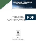 Teologia Contemporanea Tomo I