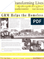 Fall 2006 Transforming Lives Newsletter, Gospel Rescue Ministries