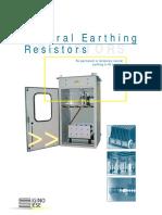 GINO Earthing Resistors