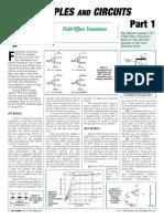 FET - Principles & Circuits