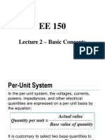 Lecture 2 - Basic Concepts