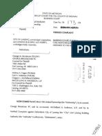Radisson parking lawsuit