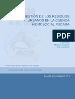 2011 Gestion ResiduosSolidos Cuenca Pucara Final