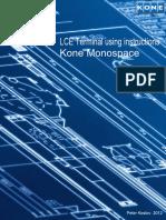 LCE Terminal using instructions with logo KONE.pdf