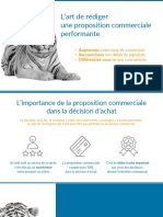 L Art de Rediger Une Proposition Commerciale Performante