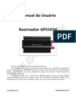 Manual TK103