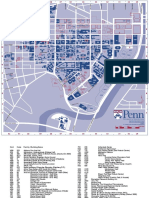 Penn Campus Map Download
