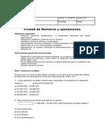 evaluacion 6°C Numeros y operaciones