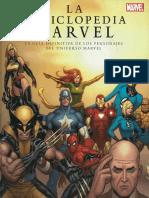 Marvel Enciclopedia - La Guia Definitiva de Personajes Universo Marvel