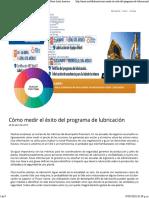Cómo medir el éxito del programa de lubricación - Noria Latín América.pdf