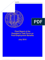 UC (CA) Pension Task Force Final Report (2010)