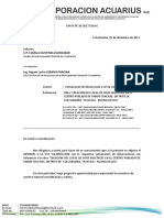 Carta de Subsanacion 5ta Val