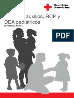 Primeros Auxilios, RCP y DEA Pediátricos REFERENCIA RÁPIDA (1)