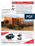 Platinum Gazette 18 May 2018