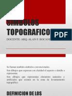 SIMBOLOS TOPOGRAFICOS