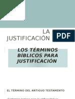 La Justificacion