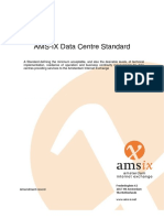 AMSIX Datacentre Standard