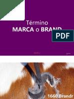 Gestion de Marca - Branding . CLASE - Copia
