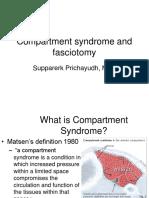Fasciotomy rtc