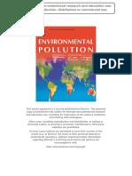 Arsenico en Agua-TDI Parcial 2018-1
