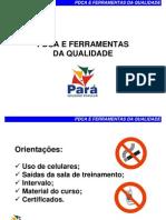 Treinamento PDCA e Ferramentas Da Qualidade