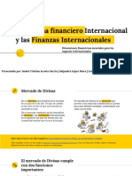 Sistemas financieros internacionales