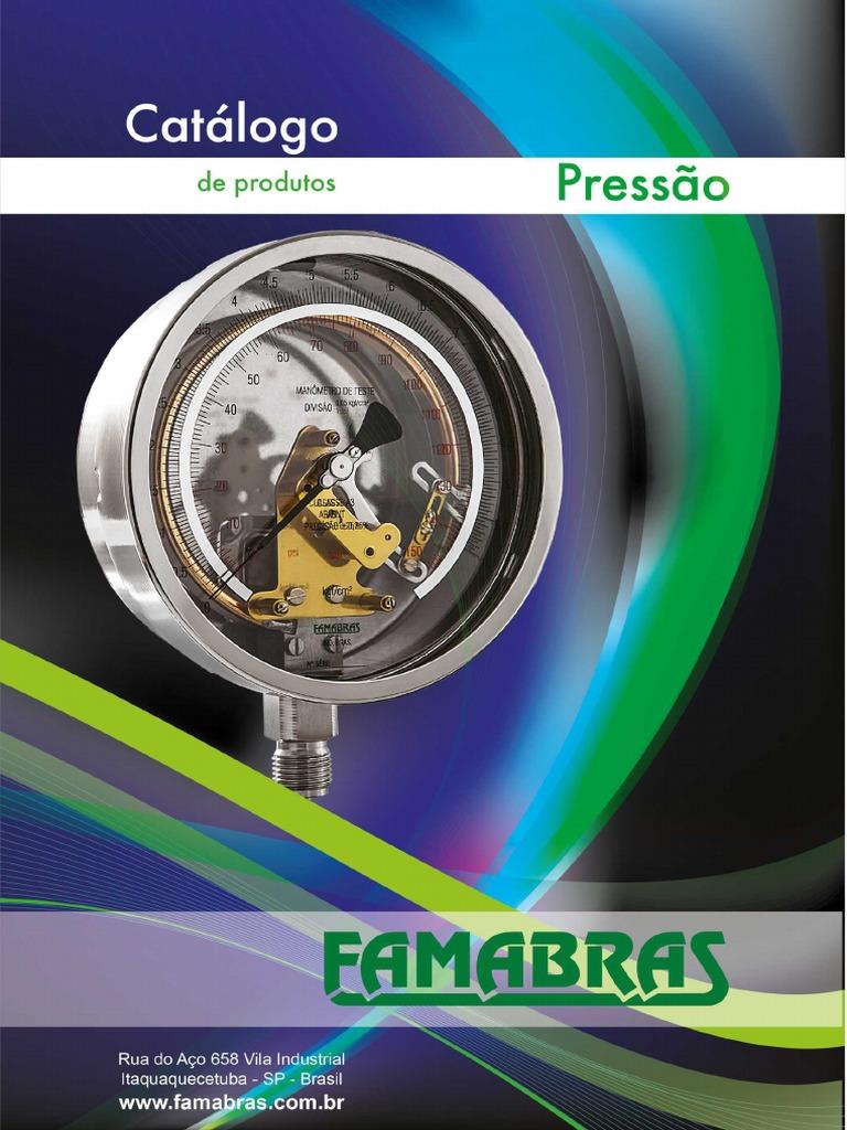 Industrial 50 mm 4 1//2 Manometro pressione idraulica