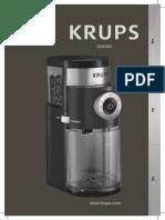 Molino Krups GX5000