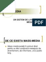 2.1 MASS-MEDIA