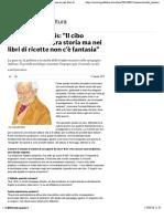 Corrado Barberis - Il Cibo Racconta La Nostra Storia
