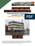 BMV L20 3EF Liverpool