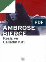 Ambrose Bierce Keşiş Ve Celladın Kızı İthaki Yayınları